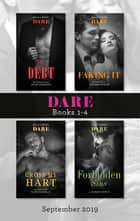 The Debt/Cross My Hart/Faking It/Forbidden Sins ebook by Stefanie London, J. Margot Critch, Clare Connelly,...
