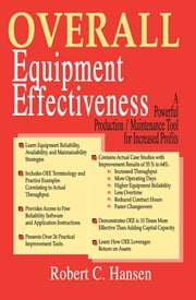 Overall Equipment Effectiveness ebook by Robert Hansen