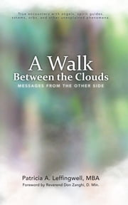 A Walk between the Clouds - Messages from the Other Side ebook by Patricia A. Leffingwell