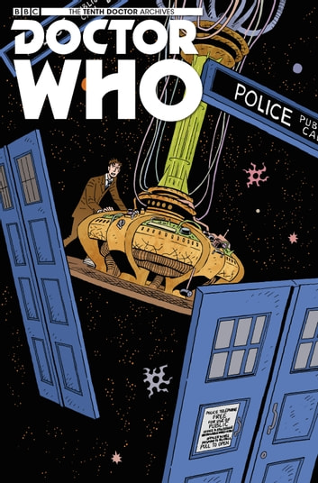 Doctor Who: The Tenth Doctor Archives #26 ebook by Tony Lee,Al Davison,Lovern Kindzierski
