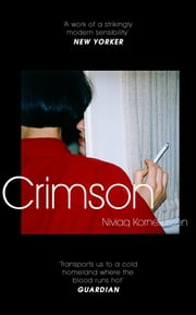 Crimson eBook by Niviaq Korneliussen
