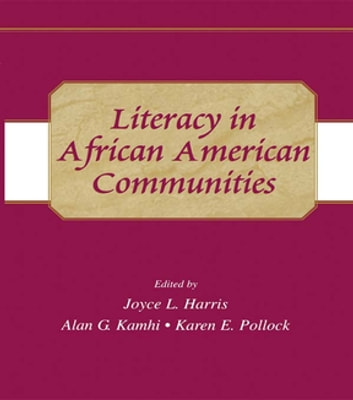 essay on literacy in african american literature Rudine sims bishop reflections on the development of african american children's literature a s a doctoral student at wayne state university in.