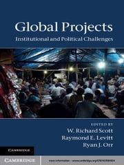 Global Projects - Institutional and Political Challenges ebook by W. Richard Scott,Raymond E. Levitt,Ryan J. Orr
