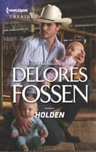 Holden ebook by Delores Fossen