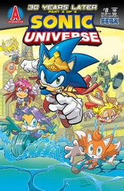 Sonic Universe #8 ebook by Ian Flynn, Tracy Yardley!