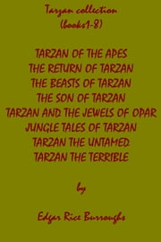 Tarzan collection ebook by Edgar Rice Burroughs