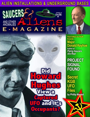 Saucers & Aliens UFO eMagazine #7 ebook by Various