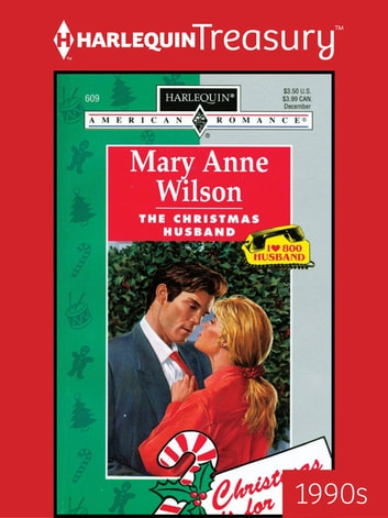 The Christmas Husband eBook by Mary Anne Wilson