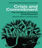 Crisis and Commitment ebook by Sonia Alland,Alexander Alland Jr.