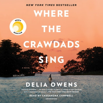Where the Crawdads Sing audiobook by Delia Owens
