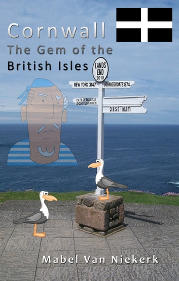 Cornwall: The Gem of the British Isles ebook by Mabel Van Niekerk