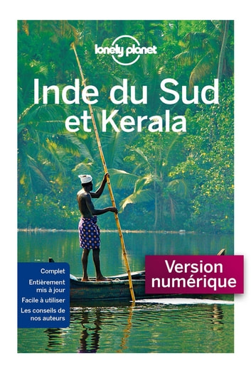 Inde du sud 5ed ebook by Lonely Planet