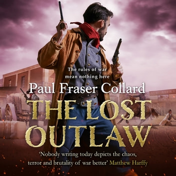 The Lost Outlaw (Jack Lark, Book 8) audiobook by Paul Fraser Collard