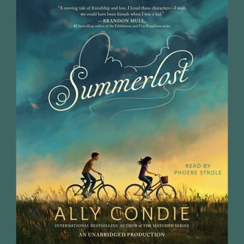 Summerlost audiobook by Ally Condie