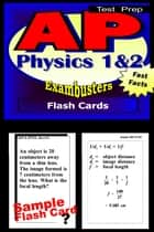 AP Physics Test Prep 1&2 Review--Exambusters Flash Cards - AP Exam Study Guide 電子書籍 by AP Exambusters