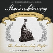 The Scandalous Lady Wright audiobook by M. C. Beaton