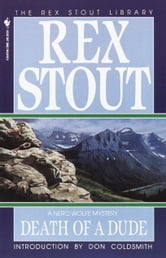 Death of a Dude ebook by Rex Stout