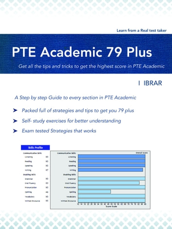 PTE Academic 79 Plus ebook by I Ibrar