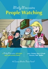 People Watching - Molly Moccasins ebook by Victoria Ryan O'Toole