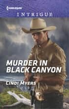 Murder in Black Canyon ekitaplar by Cindi Myers
