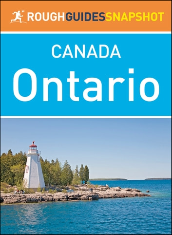 Ontario (Rough Guides Snapshot Canada) ebook by Rough Guides