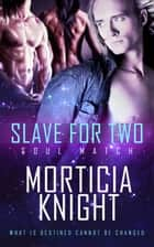 Slave For Two ebook by Morticia Knight