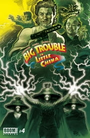 Big Trouble in Little China #4 ebook by Eric Powell,Brian Churilla