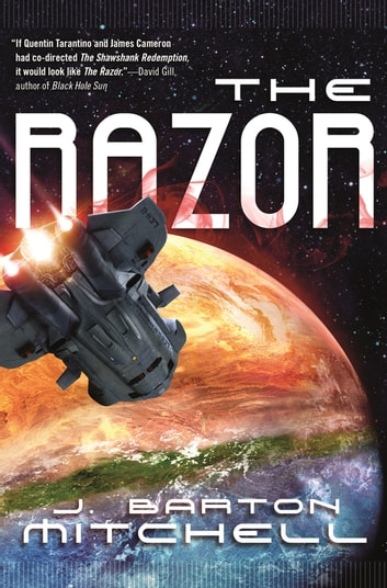The Razor ebook by J. Barton Mitchell