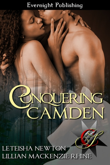 Conquering Camden ebook by Leteisha Newton