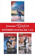 Harlequin Desire November 2018 - Box Set 1 of 2 - Want Me, Cowboy\The Second Chance\A Christmas Temptation ebook by Maisey Yates, Catherine Mann, Karen Booth