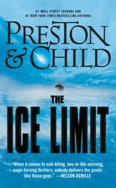 The Ice Limit ebook by Douglas Preston,Lincoln Child