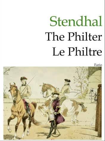 The Philter ekitaplar by Stendhal