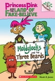 Princess Pink and the Land of Fake-Believe #1: Moldylocks and the Three Beards (A Branches Book)