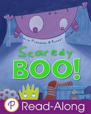 Scaredy Boo! ebook by Claire Freedman,Russell Julian
