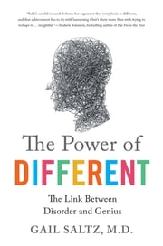 The Power of Different - The Link Between Disorder and Genius ebook by Kobo.Web.Store.Products.Fields.ContributorFieldViewModel