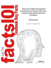 e-Study Guide for Infant and Toddler Development and Responsive Program Planning: A Relationship-Based Approach, textbook by Donna S. Wittmer - Psychology, Human development ebook by Cram101 Textbook Reviews