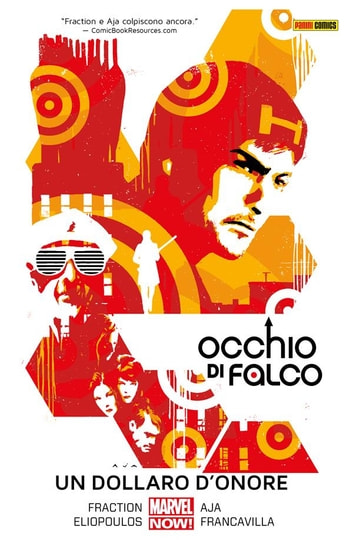 Occhio Di Falco 4 (Marvel Collection) ebook by Matt Fraction,Chris Eliopoulos,Francesco Francavilla,David Aja
