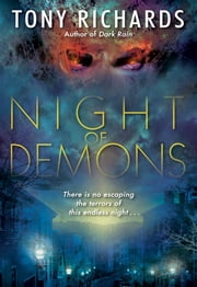 Night of Demons ebook by Tony Richards