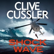Shock Wave audiobook by Clive Cussler