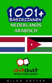 1001+ basiszinnen nederlands - Arabisch ebook by Gilad Soffer