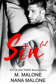Sinful ebook by M. Malone, Nana Malone