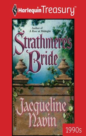 Strathmere's Bride ebook by Jacqueline Navin