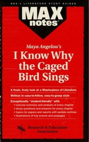 I Know Why the Caged Bird Sings (MAXNotes Literature Guides) ebook by Anita Price Davis