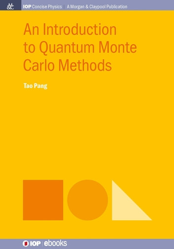 An Introduction to Quantum Monte Carlo Methods ebook by Tao Pang
