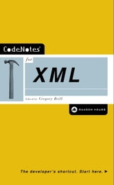 CodeNotes for XML ebook by Gregory Brill