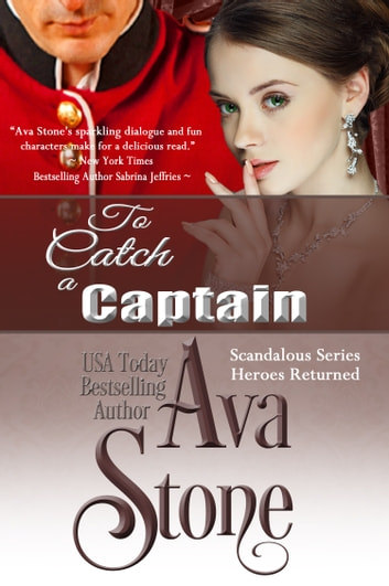 To Catch a Captain ebook by Ava Stone