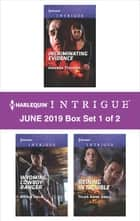 Harlequin Intrigue June 2019 - Box Set 1 of 2 電子書 by Amanda Stevens, Nicole Helm, Tyler Anne Snell