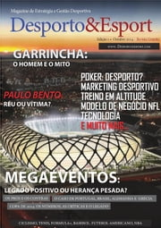 Desporto&Esport - Outubro - Magazine de Estratégia e Gestão desportiva ebook by Desporto&Esport
