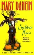 September Mourn ebook by Mary Daheim