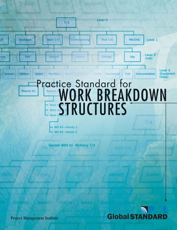 Practice Standard for Work Breakdown Structures ebook by Project Management Institute